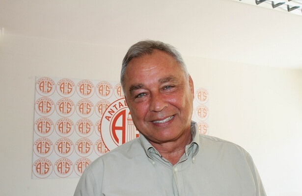 Antalyaspor chairman: Our goal is to stay up