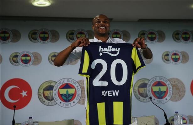 Abedi Ayew to receive €846,000