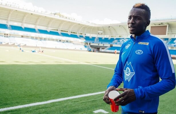 Trabzonspor enquire about Babacar Sarr