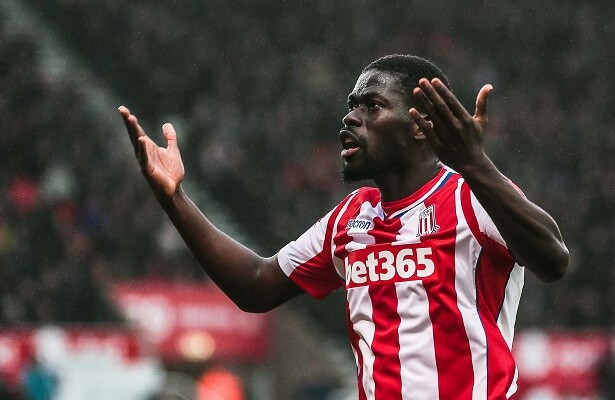 Stoke City's Badou Ndiaye to return to Galaatasaray on loan