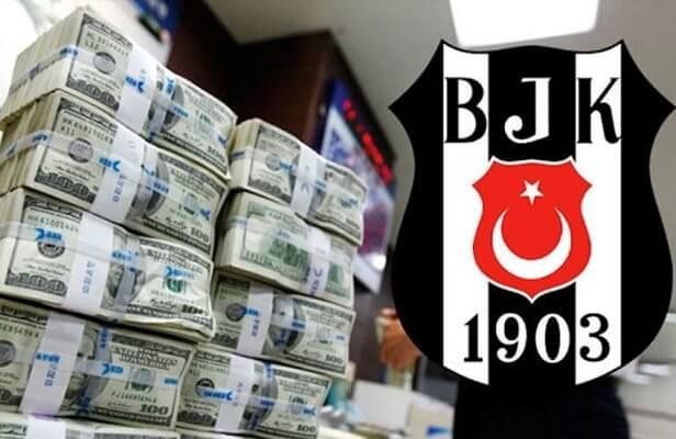 Besiktas earn €30m from defenders in last 3 years