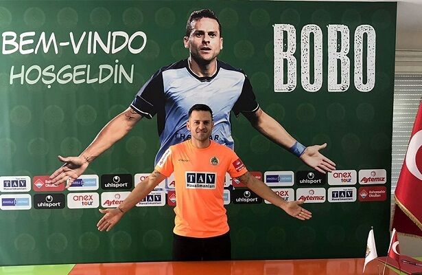 Sydney FC striker Bobo signs for Alanyaspor