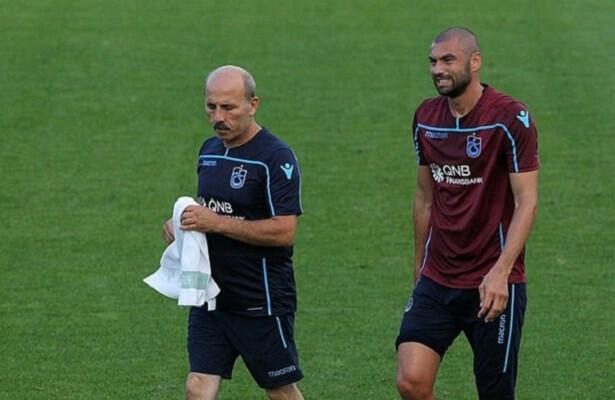 Burak Yilmaz leaves Slovenia camp early