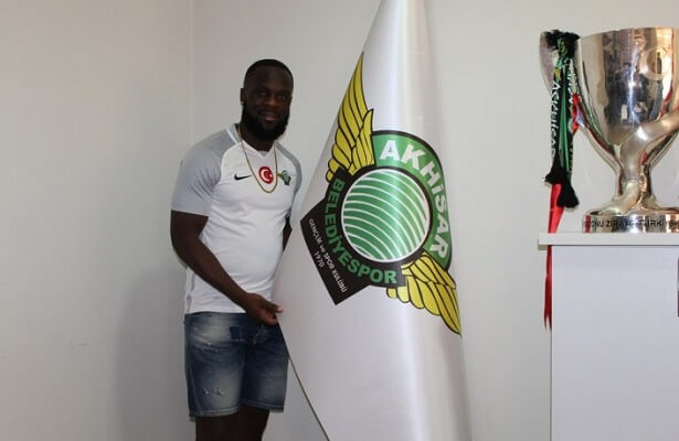 Elvis Manu joins Akhisarspor from Genclerbirligi