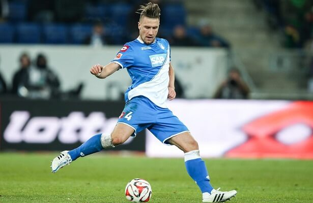 Trabzonspor in talks for Hoffenheim defender Ermin Bicakcic