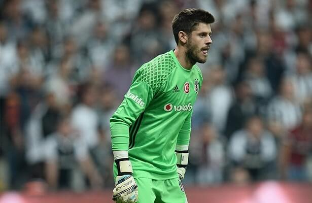 Fulham bid for Besiktas's Fabri