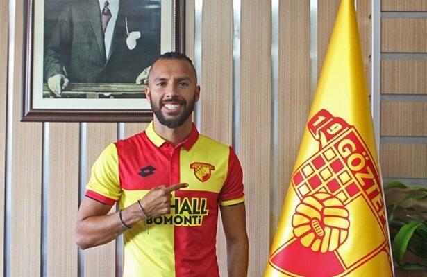 Goztepe sign Yasin Oztekin on a free transfer