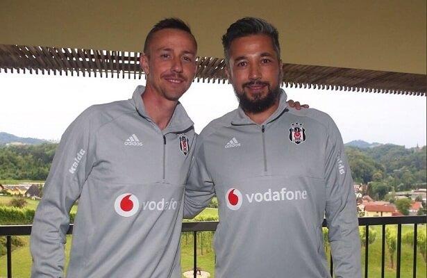 Guti and Ilhan Mansiz begin new role at Besiktas