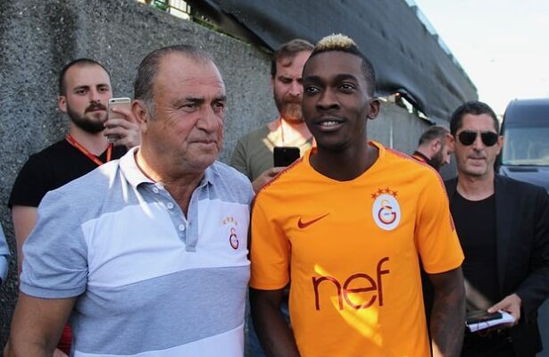 Henry Onyekuru: Working with Terim is a privelege