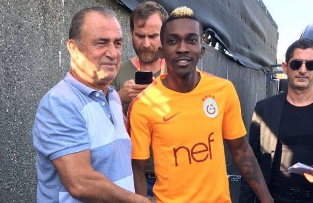 Galatasaray complete Henry Onyekuru transfer