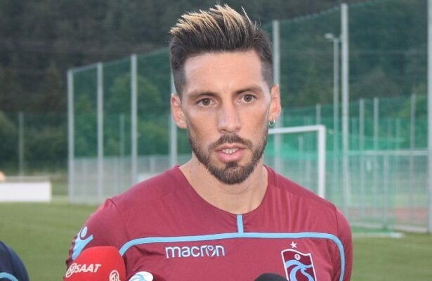 Trabzonspor Sosa: I will continue here