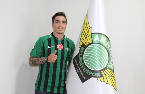 Josue joins Akhisarspor on a free transfer