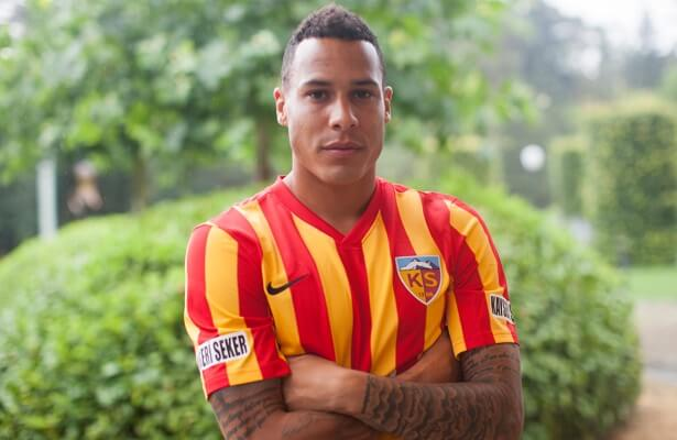 Kayserispor sign Tjaronn Chery from China