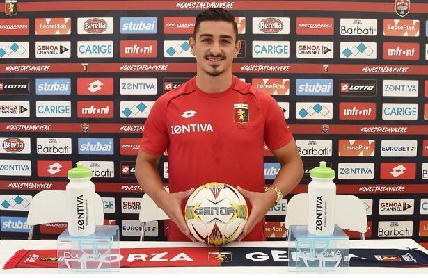 Koray Gunter leaves G.Saray, signs for Genoa