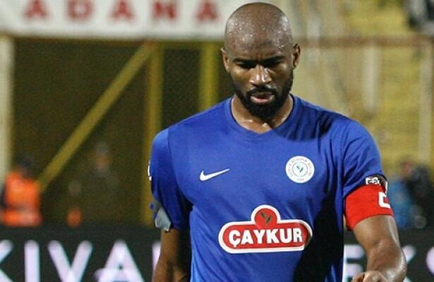 Leonard Kweuke refuses contract termination at Rizespor