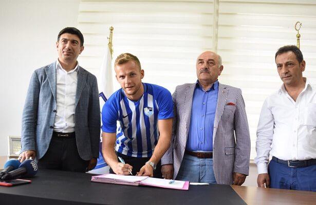 Lennart Thy moves to Erzurumspor