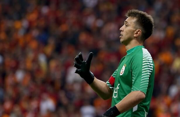 Muslera: I want to stay here forever