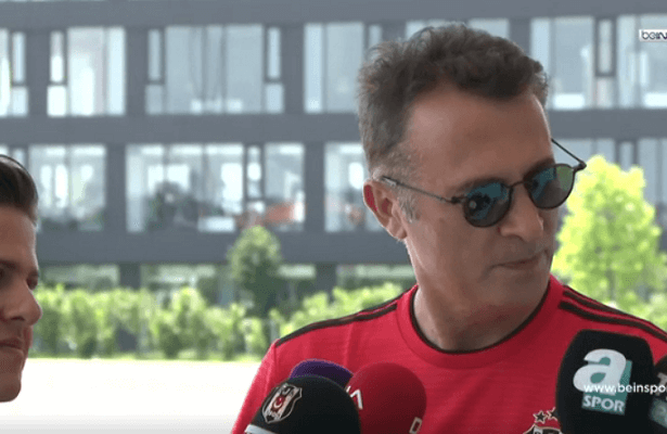Besiktas president: We don't want to sell them but..