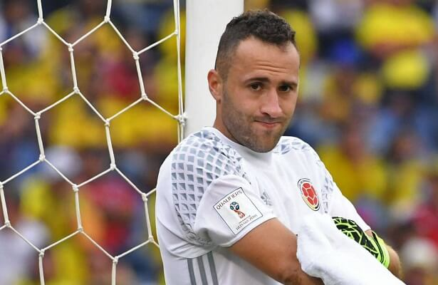 Fenerbahce trying to sign Arsenal's David Ospina