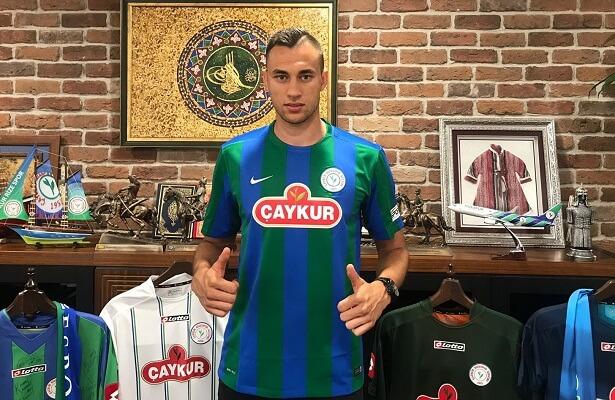 Jaroslaw Jach joins Rizespor on loan