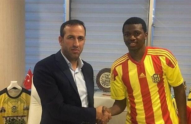 Malatyaspor terminate Sadio Diallo's contract