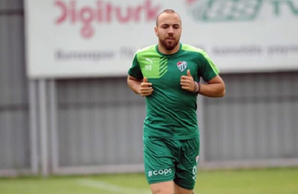 Bursaspor terminate Sercan Yildirim's contract