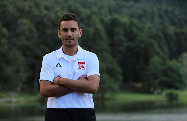 Sivasspor make Rybalka loan permanent
