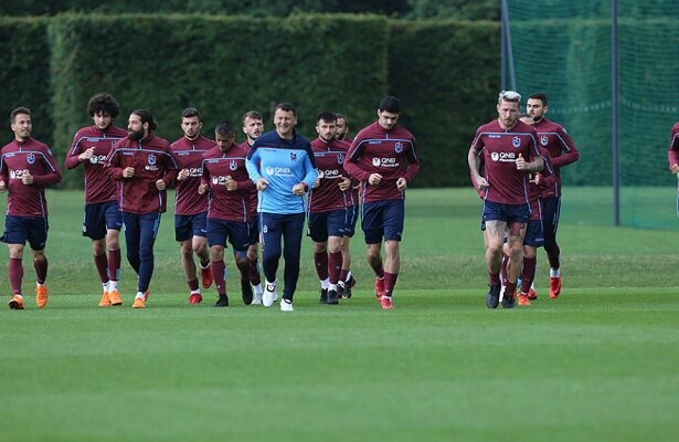 Trabzonspor's friendly schedule announced