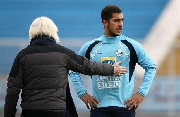Iranian Majid Hosseini set to join Trabzonspor