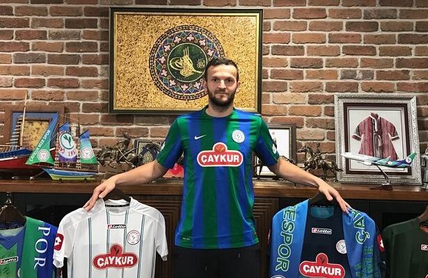 Rizespor sign Kosovan goalkeeper Samir Ujkani