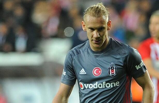 Besiktas receive €18m offer for Damagoj Vida