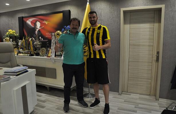 Thomas Heurtaux joins Ankaragucu