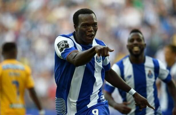 FC Porto reject Besiktas bid for Vincent Aboubakar
