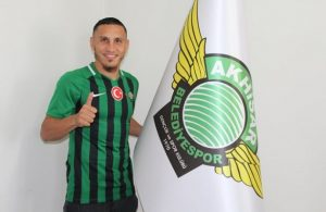 Akhisarspor sign Adrien Regattin from Osmanlispor