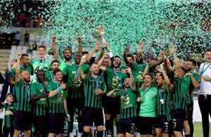 Akhisarspor defeat Galatasaray to lift Turkish Cup