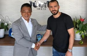 Eren Albayrak joins J-League's Jubilo Iwata