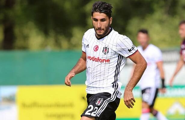 Besiktas loan Aras Ozbiliz to Willem II