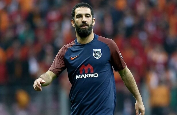Arda and Mossoro not in squad list for Europa League