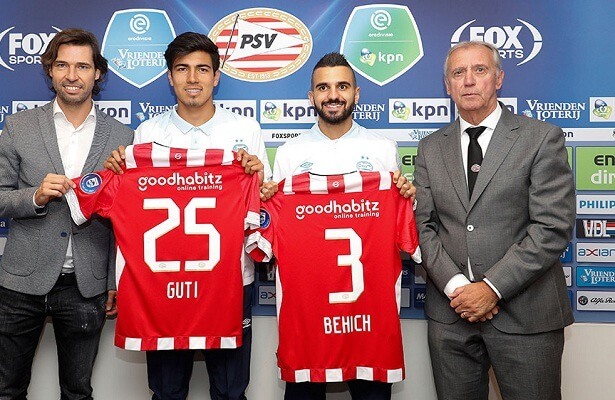 PSV Eindhoven transfer Aziz Behich from Bursaspor