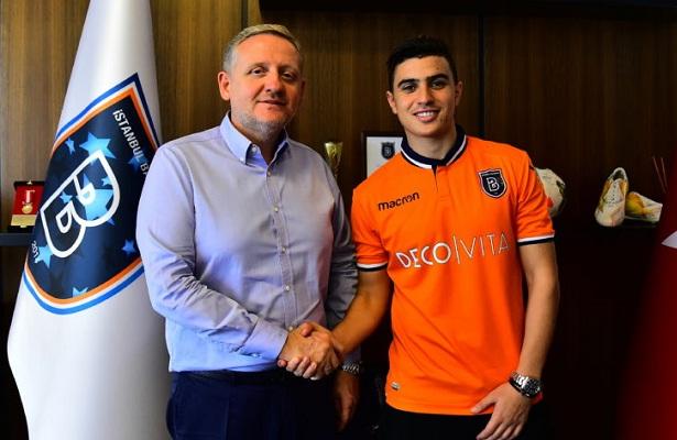 Istanbul Basaksehir loan Egyptian leftback Karim Hafez