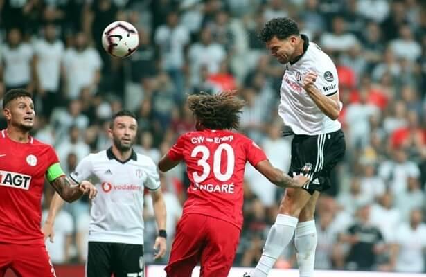 45-match unbeaten run ends for Besiktas