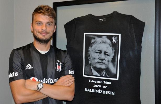 Adem Ljajic joins Besiktas on loan