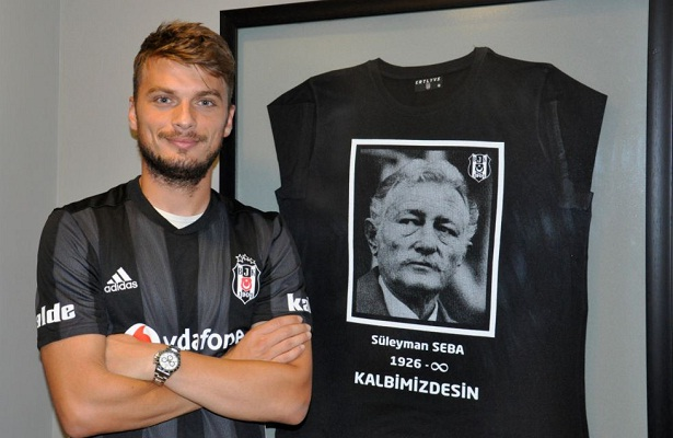 Adem Ljajic joins Besiktas on loan