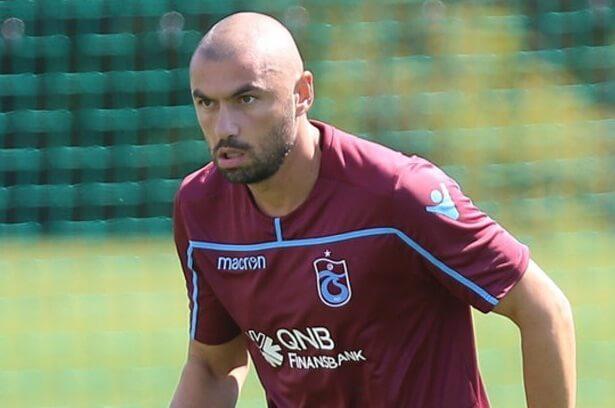 Striker Burak Yilmaz to return against Sivasspor