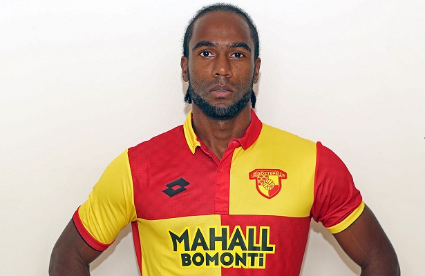 Cameron Jerome joins Goztepe from Derby County