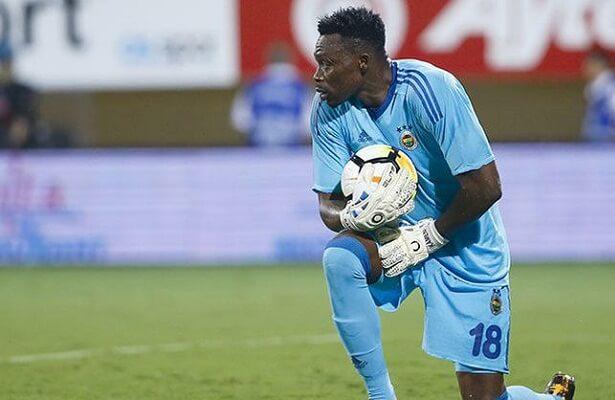 Auxerre offer €500K for Fener's Kameni