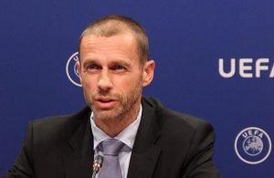 Turkey to back UEFA's Ceferin in re-election bid