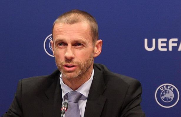 Turkey to back UEFA's Ceferin in re-election bid