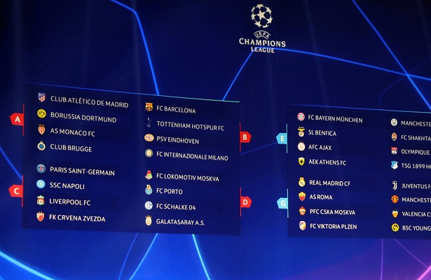 UCL group stages: Galatasaray in Group D