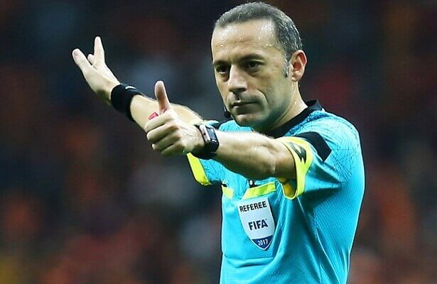 Cuneyt Cakir to officiate Saudi Super Cup
